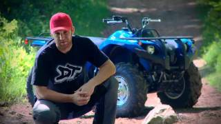 3. 2011 Yamaha Kodiak/Grizzly 450 Test Ride