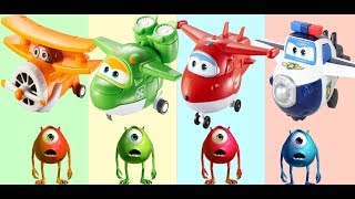 Video Learn colors Супер Крылья - Джетт и его друзья | Super Wings Toys Saetbyeol Doo doo Pigu Ace appears MP3, 3GP, MP4, WEBM, AVI, FLV Januari 2018
