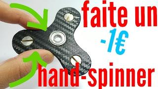 Video COMMENT FAIRE UN HAND SPINNER !!! FACILE ET PAS CHER MP3, 3GP, MP4, WEBM, AVI, FLV September 2017