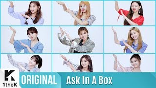 Video ASK IN A BOX(에스크 인 어 박스): TWICE(트와이스) _ Dance The Night Away MP3, 3GP, MP4, WEBM, AVI, FLV September 2018