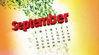 Months Vocabulary, Videos for beginners