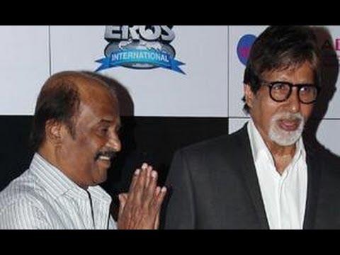 Amitabh, Rajinikanth at 'Kochadaiiyaan' Curtain Raiser | Aishwarya, Soundarya | Kochadaiyaan Trailer