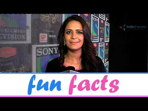 Fun Facts about Mona Singh