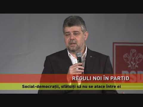 Social-democrații, sfătuiți să nu se atace între ei