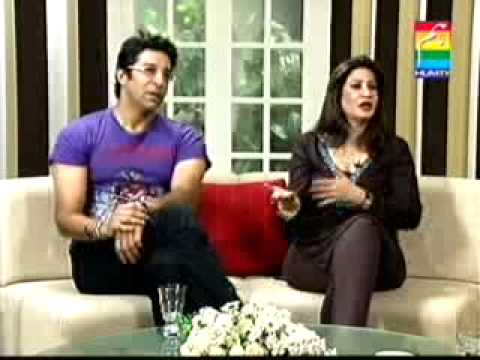 Wasim Akram And Huma Akram Interview Part 1