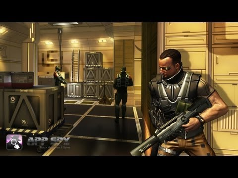 www.appspy.com - Deus Ex: The Fall iOS iPhone / iPad Gameplay Review. Visit http://www.appspy.com for more great iPhone and iPad game reviews. Approximate Installed Size - 1....