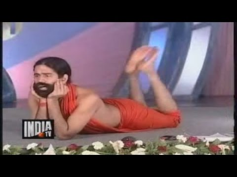 Swami Ramdevs Yoga Tips Arthritis part 1