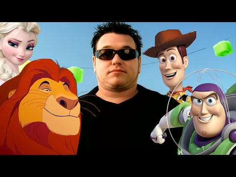 Disney Characters Sing Smash Mouth!