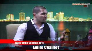 Flairbar.com Show with Emile Chaillot @ Tales of the Cocktail 2011!