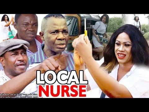 Local Nurse Season 1&2 - Chiwetalu Agu  2019 Latest Nigerian Nollywood Comedy Movie Full HD