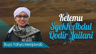 Nonton Ketemu Syekh Abdul Qodir Jailani   Buya Yahya Menjawab Film Subtitle Indonesia Streaming Movie Download