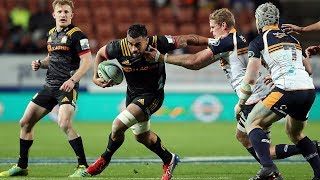 Chiefs v Brumbies Rd.18 2018 Super rugby video highlights| Super Rugby Video Highlights