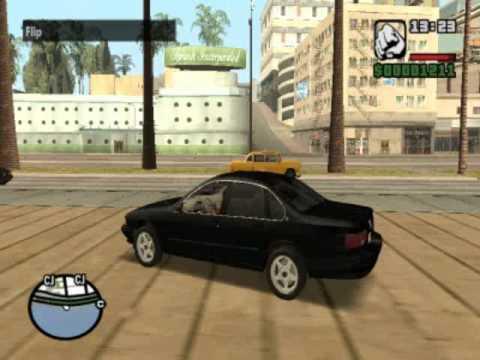 Shevrolet impala 1996 ss GTA SA