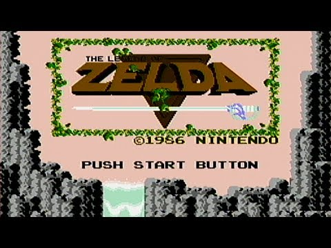 the legend of zelda nes music