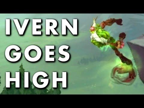 埃爾文飛超高..看過樹人跳過嗎?