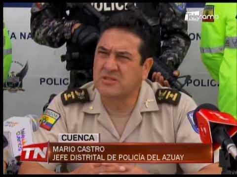 Policía detiene a 10 presuntos delincuentes de 3 bandas delictivas