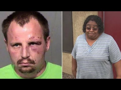 VIDEO: A Phoenix woman had to fight off a naked intruder