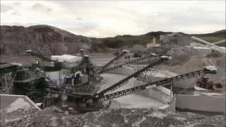 The world's largest washing plant for C&D waste recycling
