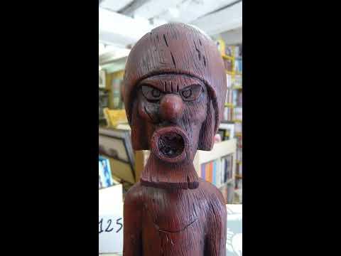 TOTEM CHEVALIER DE HADOQUE - MUSEE IMAGINAIRE - HERGE / MOULINSART - NEUF