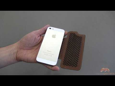 vaja - In this video I review the Vaja Nuova Pelle for the iPhone 5. For more details and to purchase please visit: http://www.vajacases.com/iphone-5-leather-cases/...