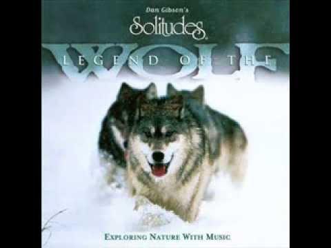 Legend Of The Wolf - Dan Gibson's Solitudes [Full Album]