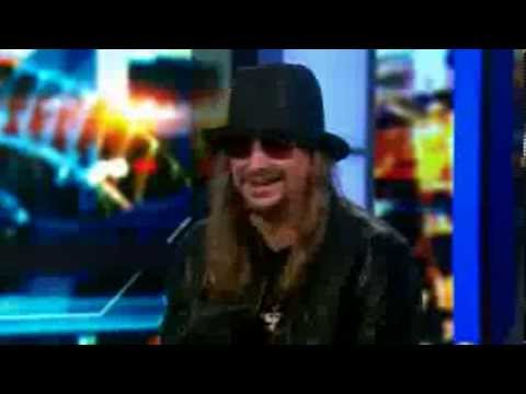 Kid Rock on The Project