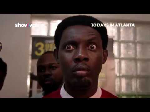 30 Days In Atlanta | Trailer | Showmax