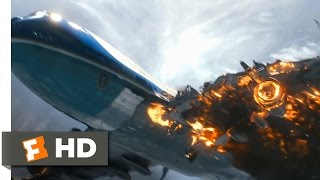 Nonton White House Down (2013) - Air Force One Destroyed Scene (8/10) | Movieclips Film Subtitle Indonesia Streaming Movie Download