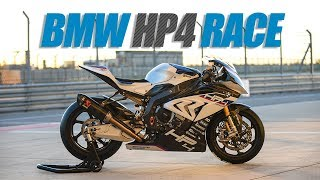 1. 2018 BMW HP4 Race Review