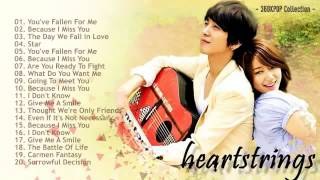 Video Full Album Heartstrings OST    Jung Yong Hwa   Park Shin Hye Full Special MP3, 3GP, MP4, WEBM, AVI, FLV Mei 2018