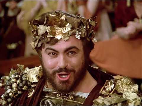 Questa o quella - Luciano Pavarotti (Rigoletto Verdi)