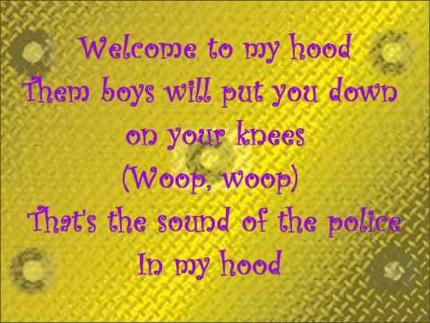 DJ Khaled - Welcome To My Hood Lyrics