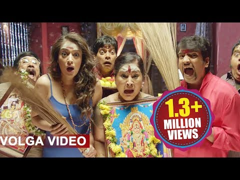 Video Chandrakala Movie Scenes - Santhanam And His Gang Try To Attack On Devil download in MP3, 3GP, MP4, WEBM, AVI, FLV January 2017