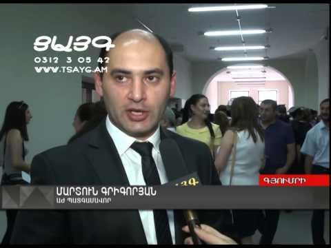 Մարտուն Գրիգորյանի և Գյումրու ՏՏԿ համագործակցությունն ամուր հիմքերի վրա է