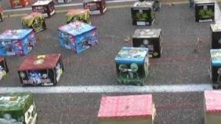 Leetsdale Fireworks Display..Full Length