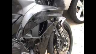 2. 2008 Honda CBR 600rr Graffiti Edition with Gear