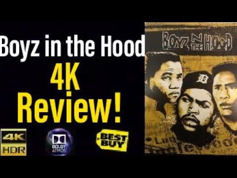 Boyz in the Hood (1991) 4K Review!