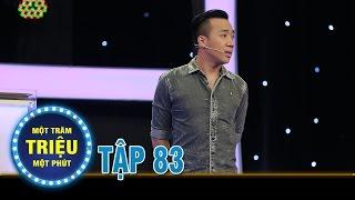 Một Trăm Triệu Một Phút Tập 83 l Troll cùng Trấn Thành | VTV3, hai tran thanh, xem hai tran thanh, tran thanh, hai tran thanh 2015