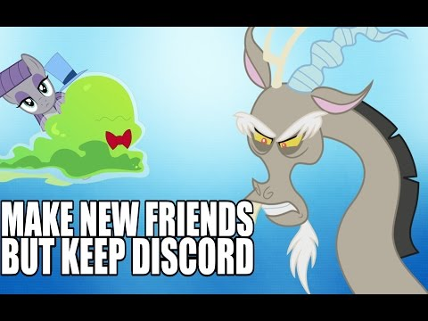 LaDix Reacts: Make New Friends but Keep Discord - MLP:FiM Season 5 | Episode 7