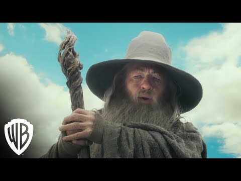 The Hobbit Trilogy Extended Edition Trailer