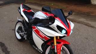 6. Yamaha yzf-r1 2011 Toce
