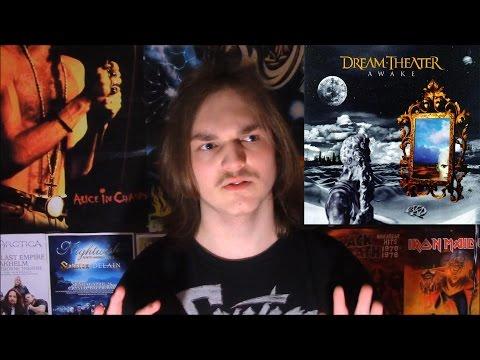 "Dream Theater ""Awake"" Album Review"