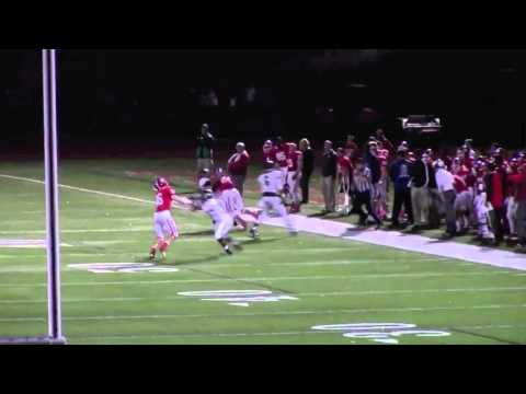 Denison Football vs Wooster 2014-Battle for The Old Red Lantern