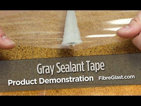 Gray Sealant Tape
