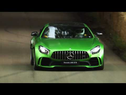 Mercedes-AMG GT R en Goodwood