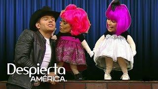 Vulgarcita y Fresita se pelean tanto por el amor de El Dasa, que el cantante decidió que quien contara el mejor chiste se ganaría...