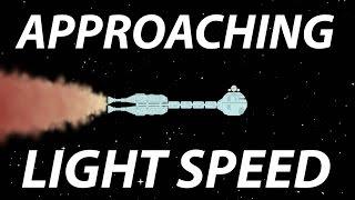 Video Interstellar Travel: Approaching Light Speed MP3, 3GP, MP4, WEBM, AVI, FLV September 2019