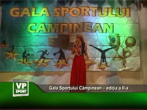 Gala Sportului Câmpinean – ediţia a II-a