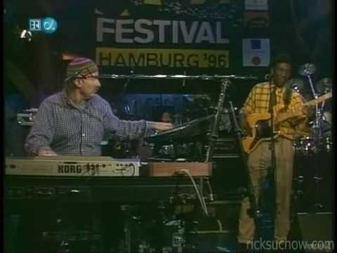 Richard Bona bass w/ Joe Zawinul live 1996