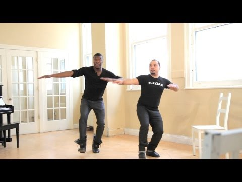 Stroll - Watch more How to Step Dance videos: http://www.howcast.com/videos/513434-How-to-Do-an-Intermediate-Party-Stroll-Step-Dance Learn how to do a beginner party ...